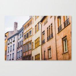 Fenêtres Canvas Print