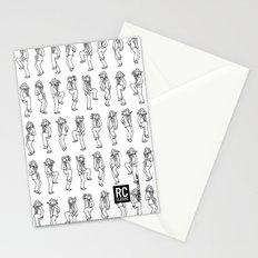 Natty Dred - B&W Stationery Cards