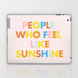Sunshine People Laptop & iPad Skin