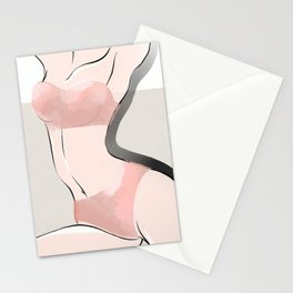 Spring morning Stationery Cards