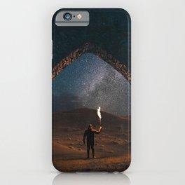 Doorway to the Desert iPhone Case