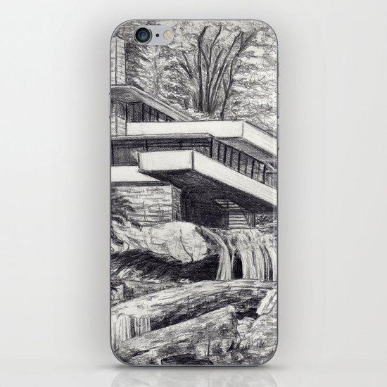 Frank Llyod Wright iPhone & iPod Skin