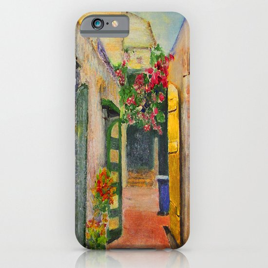 St. Croix Alley iPhone & iPod Case