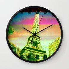 Las Vegas   Project L0̷SS   Wall Clock