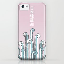 Japan Earthquake 2011 no.2 iPhone Case