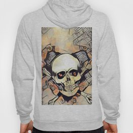 Love & death 2 Hoody