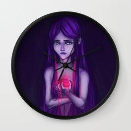 Heartsink Wall Clock