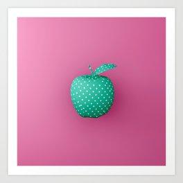 Apple Spots Art Print