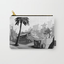 Vendors at Echo Park Carry-All Pouch