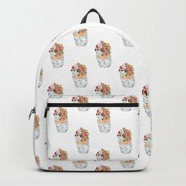 Burrito Kitchen Decor Backpack