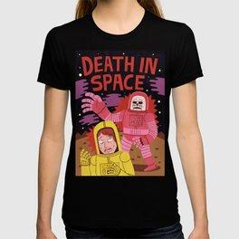 Death In Space B-movie T-shirt