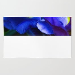 Blue Iris Rug