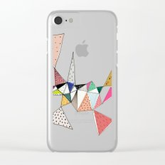 Amalgam Clear iPhone Case