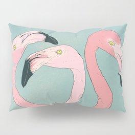 Flamingo Flamingo Flamingo Pillow Sham