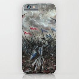 Field of Battle iPhone Case