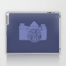 What Did You See in that Park? -Blow-Up Laptop & iPad Skin