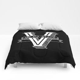 Bangtan Boys V Logo BTS Comforters