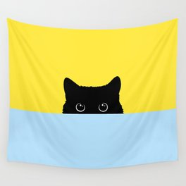 Kitty Wall Tapestry