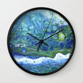 Hydrosphere Wall Clock
