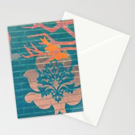 Wall Art Remix Stationery Cards