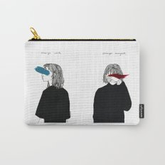 Strange Words, Stranger Thoughts Carry-All Pouch