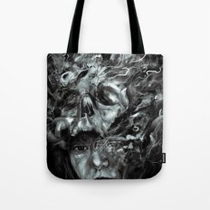Empress Death Tote Bag