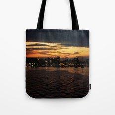 Nightlife Tote Bag
