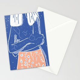 The Galaxy Inside Of Me Stationery Cards
