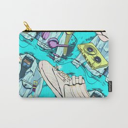 Rockin 80s Carry-All Pouch
