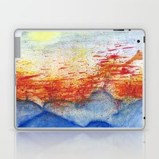 Autumn Wind on Blue Ridge Laptop & iPad Skin