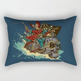 Sea Traveler Rectangular Pillow