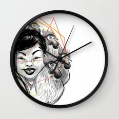 Roosterz Wall Clock