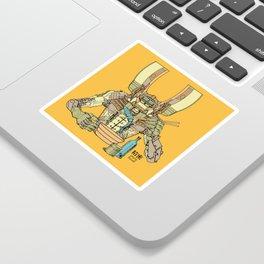 Sushi Droid Ver. 2 Sticker