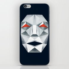 Star Fox Andross Lylat Lowpoly Laugher iPhone & iPod Skin
