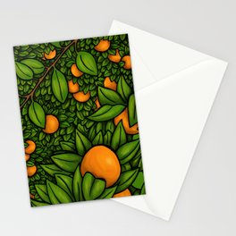 The Orange Grove Stationery Cards