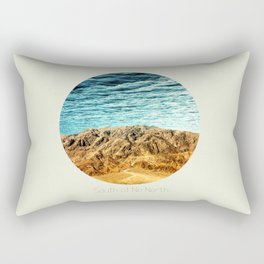 South of No North Rectangular Pillow