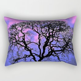 Altered Oak Rectangular Pillow