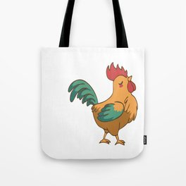 Mom Life Got Me Feelin Like Hei Hei Chicken Tote Bag