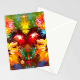 He who see all Stationery Cards