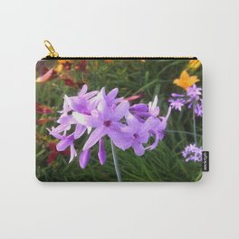 Transcontinental Bouquet Carry-All Pouch