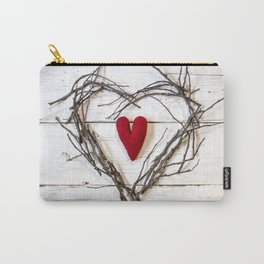 Heart ofHearts Carry-All Pouch