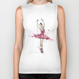 Ballerina Biker Tank
