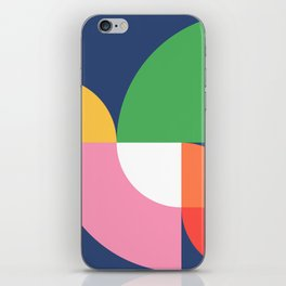 Abstract Geometric 15 iPhone Skin