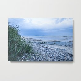 Sand & pebbles Metal Print