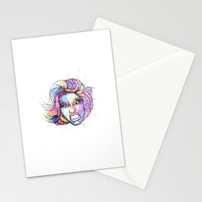 Nicki Stationery Cards