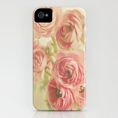 Don't be ranunculus!!!!! iPhone (4, 4s) Slim Case