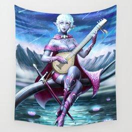 Dark Elf Wall Tapestry