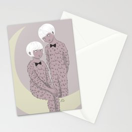 Hirsute Stationery Cards