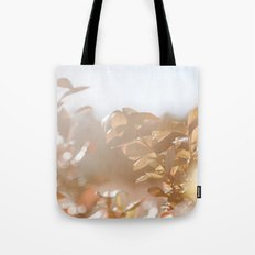 autumn on plantation Tote Bag