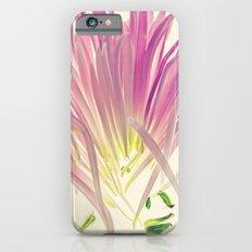 Love me, Dhalia - Botanical Print iPhone 6s Slim Case